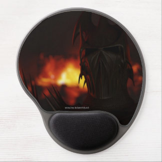 Kaiser Dark Lord Gel Mouse Pad