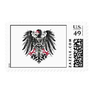 Kaiser Eagle Timbre Postal
