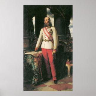 Kaiser Francisco José Póster
