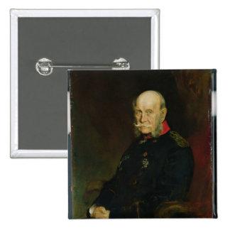 Kaiser Wilhelm I , 1888 Button