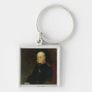Kaiser Wilhelm I , 1888 Keychain