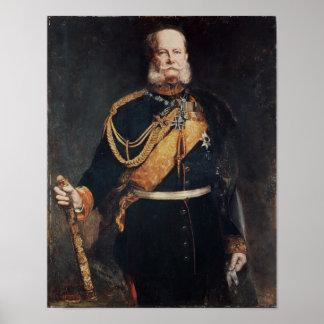 Kaiser Wilhelm I Poster