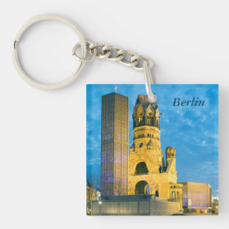 Kaiser Wilhelm Memorial Church, Berlin Keychain
