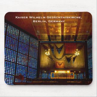 Kaiser Wilhelm Memorial Church Mouse Pad