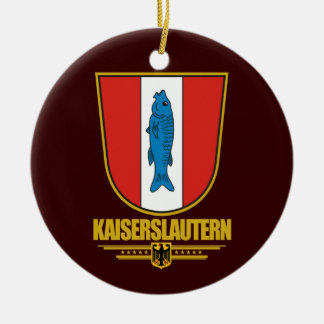 Kaiserslautern Ceramic Ornament