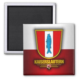 Kaiserslautern Imán Cuadrado