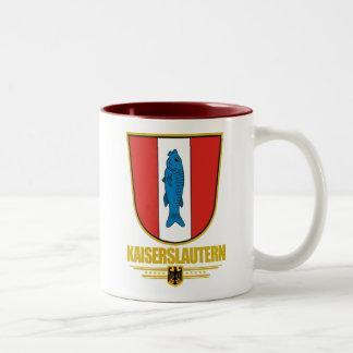 Kaiserslautern Two-Tone Coffee Mug