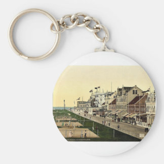 Kaiserstrasse, Norderney, Germany magnificent Phot Keychains