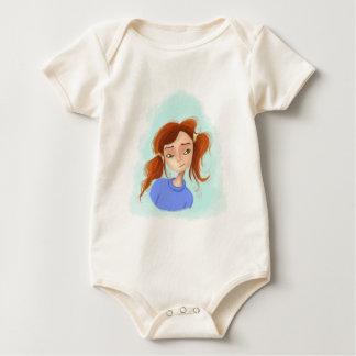 Kaitlin Infant Organic Creeper