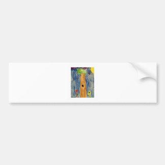 Kaitlyn Art1583a1 Tree The MUSEUM Zazzle Gifts Bumper Sticker