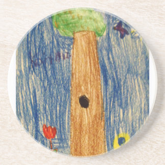 Kaitlyn Art1583a1 Tree The MUSEUM Zazzle Gifts Drink Coasters