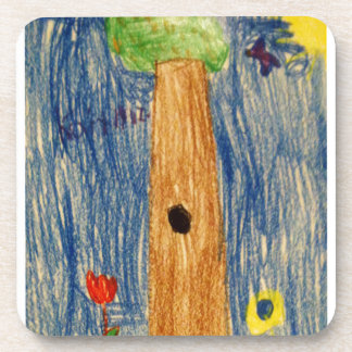 Kaitlyn Art1583a1 Tree The MUSEUM Zazzle Gifts Drink Coaster