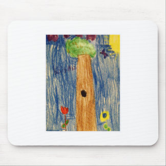 Kaitlyn Art1583a1 Tree The MUSEUM Zazzle Gifts Mouse Pad