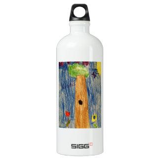 Kaitlyn Art1583a1 Tree The MUSEUM Zazzle Water Bottle
