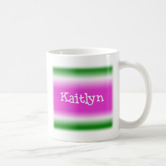 Kaitlyn Coffee Mug