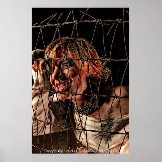 Kaitlyn loco por Andrew Gettler Poster