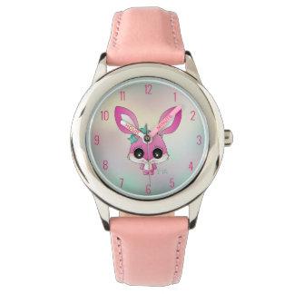 Kaiya el conejo relojes de mano