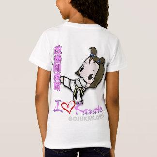Kaizen Gojukan's Girl's Class T T-Shirt