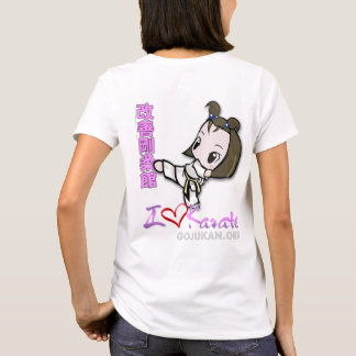 Kaizen Gojukan's Women's Class T-shirt
