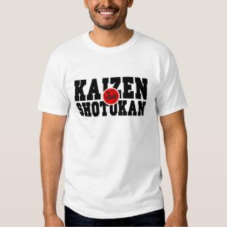 Kaizen Shotokan Camisas