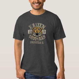 Kaizen Shotokan College T Shirts
