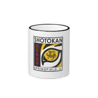 Kaizen Shotokan Ringer Mug