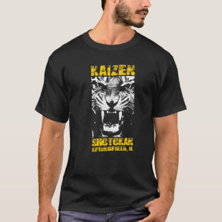 Kaizen Shtokan tiger T-Shirt