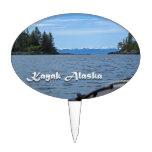 Kajak Alaska Figura De Tarta