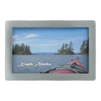 Kajak Alaska Hebilla De Cinturon Rectangular