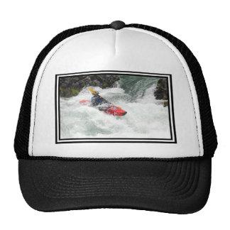 Kajak alineado gorra