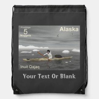 Kajak del Inuit Mochilas