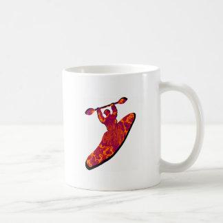 Kajak Muy Caliente Tazas De Café