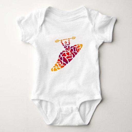 Kajak Sun seguido T-shirt