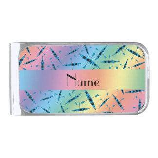 Kajaks conocidos personalizados del arco iris