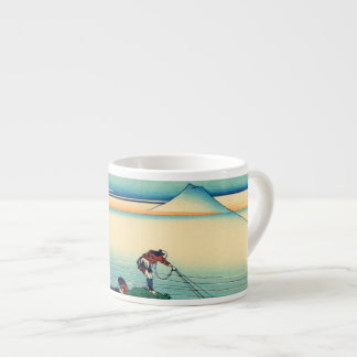 Kajikazawa in Kai Province Espresso Cup