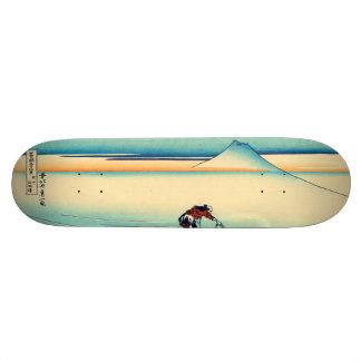 Kajikazawa in Kai Province Skateboard Deck
