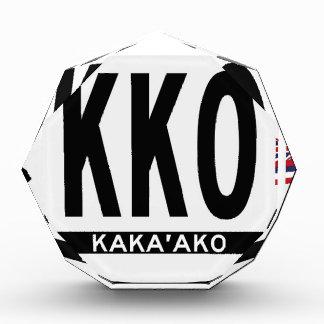 Kakaako-Sticker Award