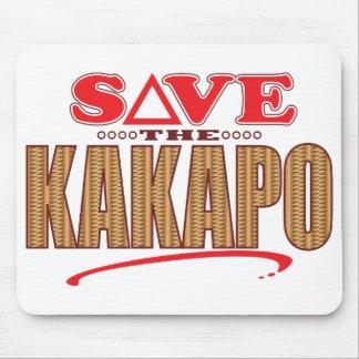 Kakapo Save Mouse Pad