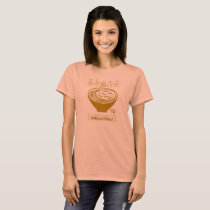 Kakiageten soba or udon noodle T-Shirt