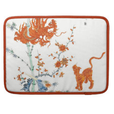 Kakiemon Dragon Tiger 1775 Macbook Pro Sleeve at Zazzle