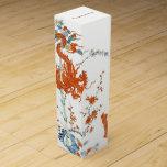 Kakiemon Dragon Tiger 1775 Wine Box at Zazzle