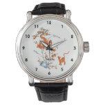 Kakiemon Dragon Tiger 1775 Wrist Watch at Zazzle