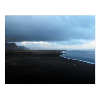 Kakrekare Beach Postcard