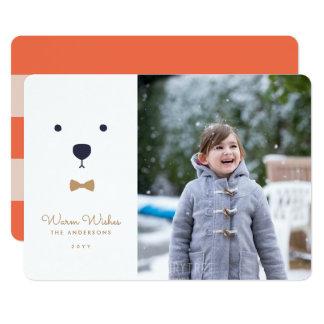 Kaktovik Holiday Photo Card