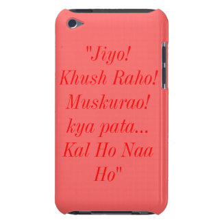 Kal Ho Naa Ho Quote iPod Touch 4G Case iPod Touch Case-Mate Case