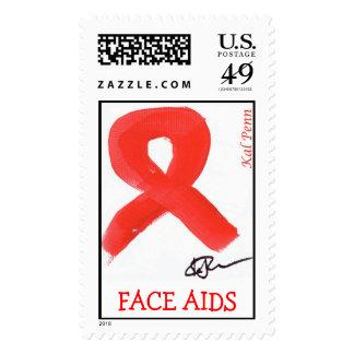 Kal Penn Ribbon Stamps
