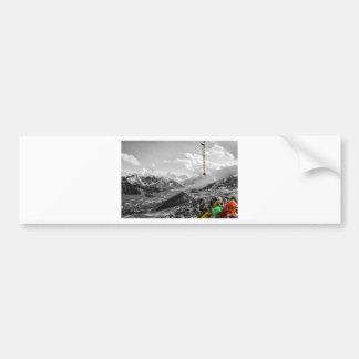 Kala Pattar Bumper Sticker