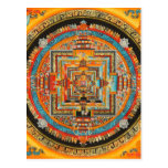 KALACHAKRA ESOTERIC MANDALA III POST CARDS