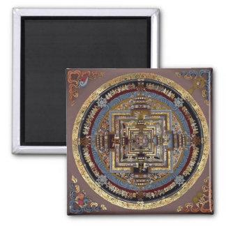 Kalachakra Mandala A Magnet