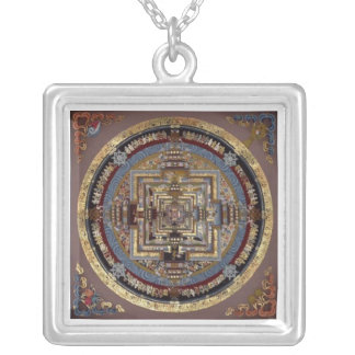 Kalachakra Mandala A Necklace